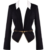 Rags to Riches Blazer