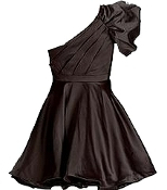 Midnight Twirl Dress
