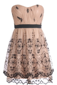 Breathless Charm Dress
