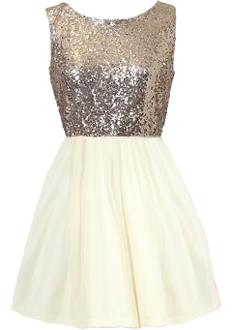Wedding Glitters Dress